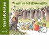 Vertelplaten De wolf en het slimme geitje - Nederlands
